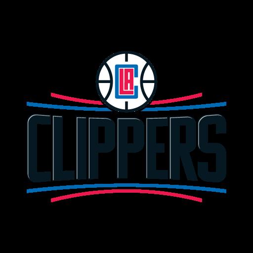 Los Angeles Clippers logo vector . - Los Angeles Fc Logo Vector PNG