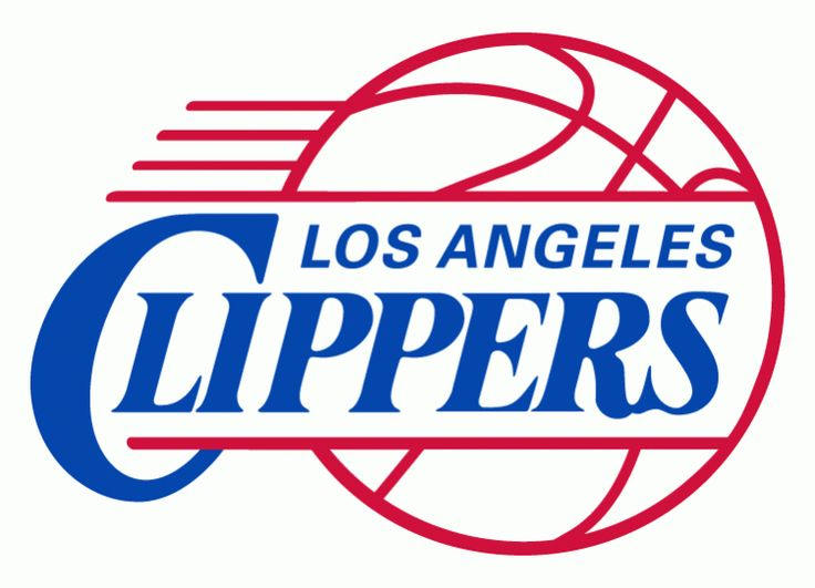 Los Angeles Clippers Primary Logo - Clippers logo with updated script and  corrected lines on the basketball - Los Angeles Fc Logo Vector PNG