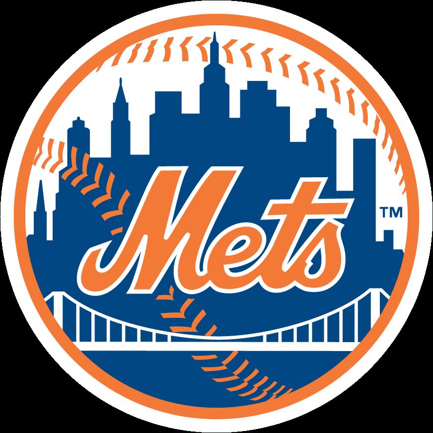 New York Mets Team vector log