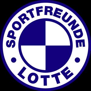 VfL Sportfreunde Lotte Logo - Lotte Vector PNG