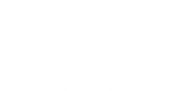 Download this image as: - Lotus Flower Black And White PNG