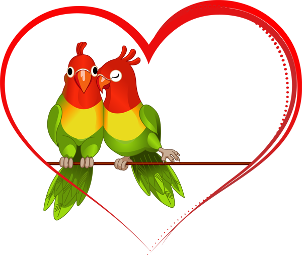 Love Birds PNG Transparent Love Birds PNG Images  | PlusPNG