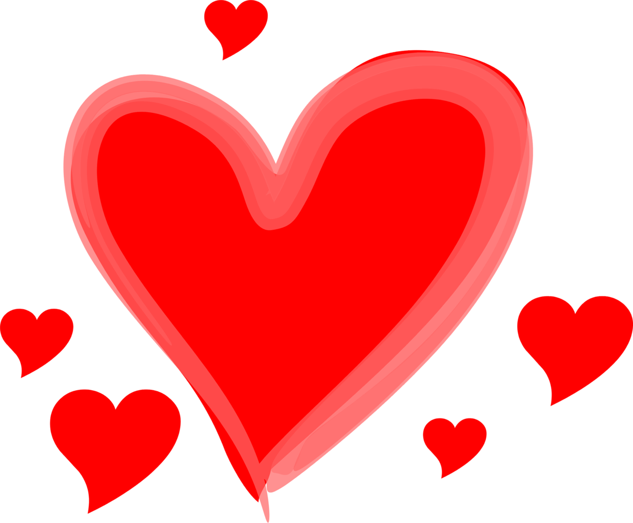 File:Love heart uidaodjsdsew.png - Love Clipart PNG