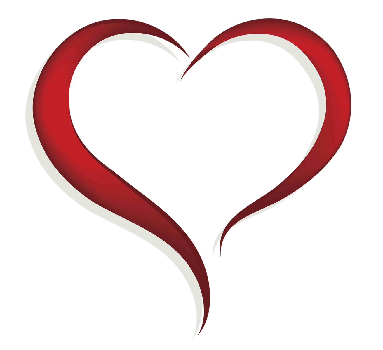 Heart PNG iamges Clipart free download with transparent Background - Love Clipart PNG