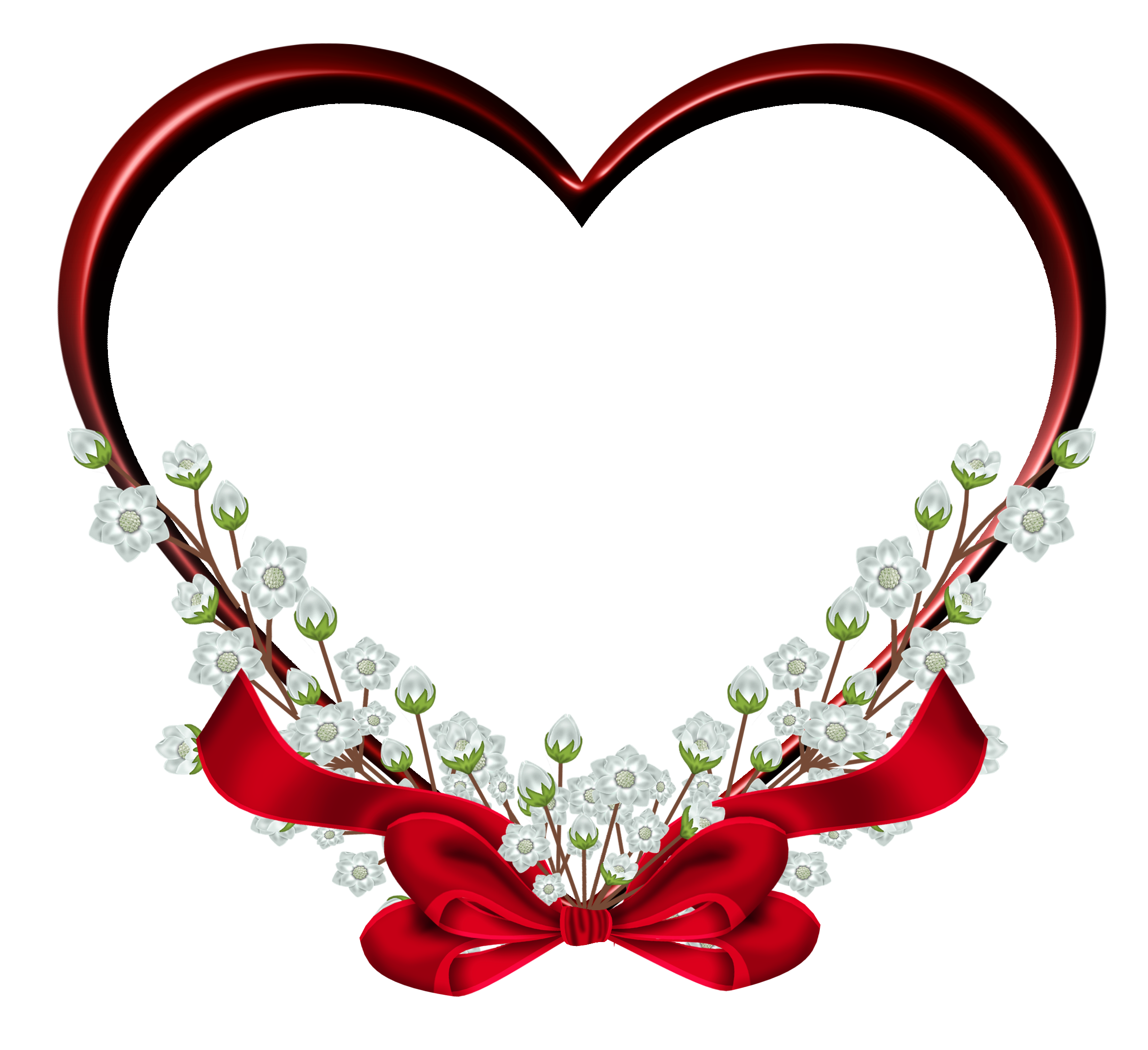 Love clipart heart frame #3 - Love Clipart PNG