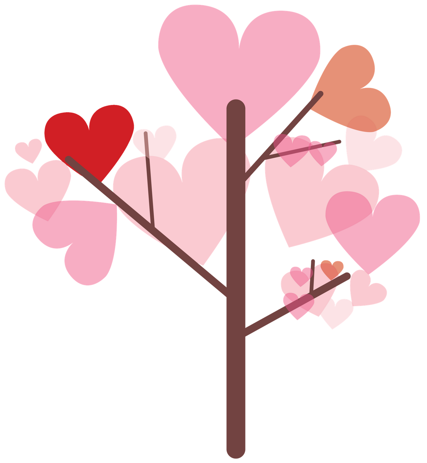 Love Clipart PNG - 124458