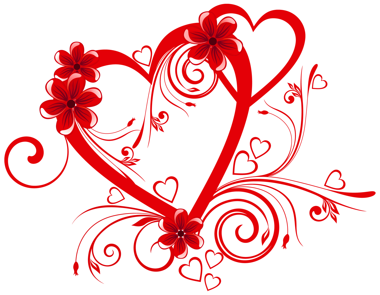 Love Clipart PNG - 124459