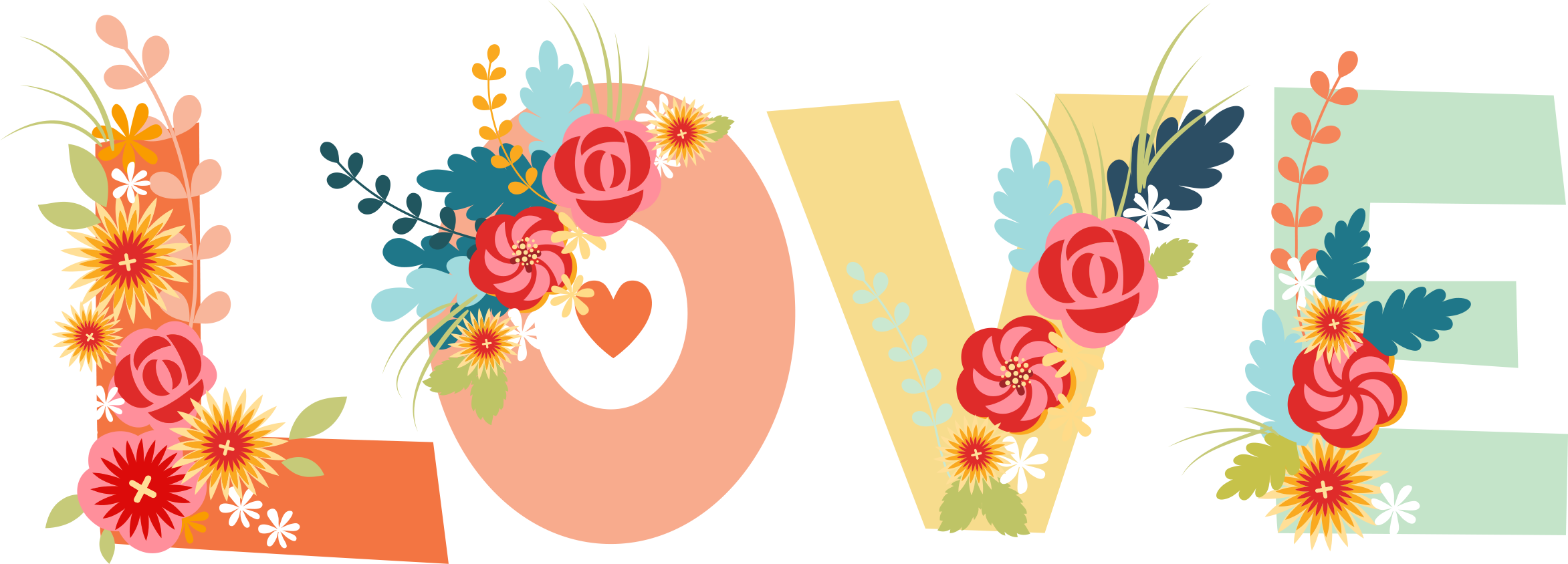Love Clipart PNG - 124468