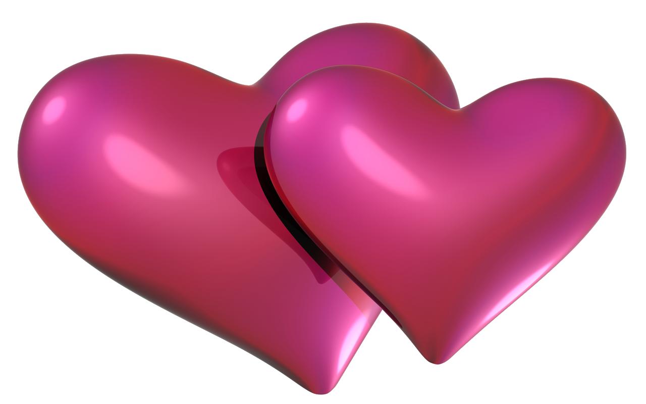 Love Heart PlusPng.com  - Love Hearth HD PNG