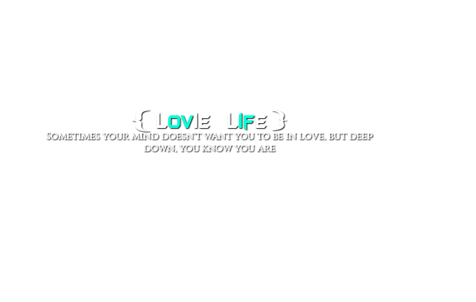 Love Text HD PNG - 93576