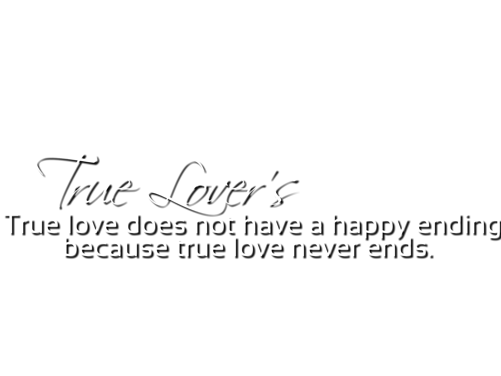 Love Text Png In One Line. By Awara. - Love Text PNG