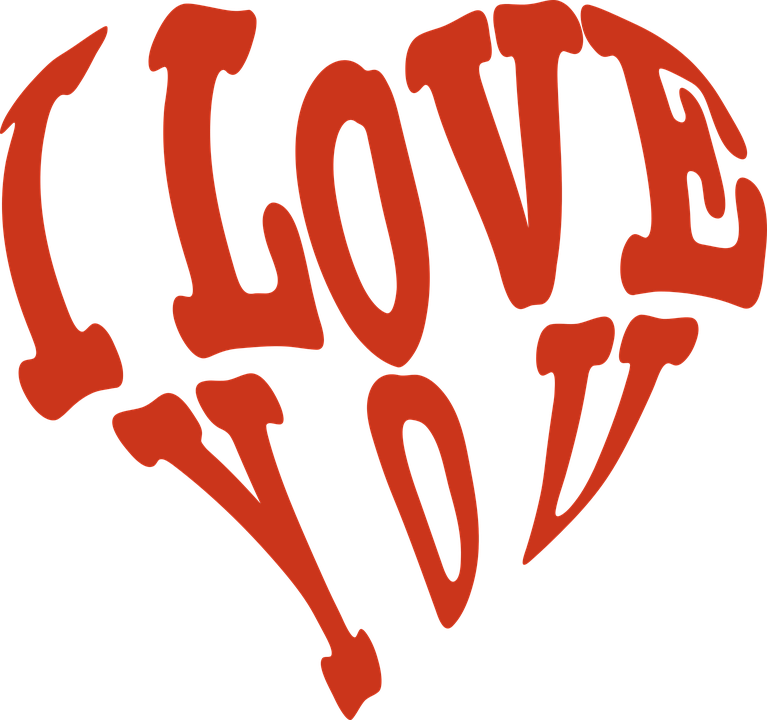 Love You PNG HD - 125828