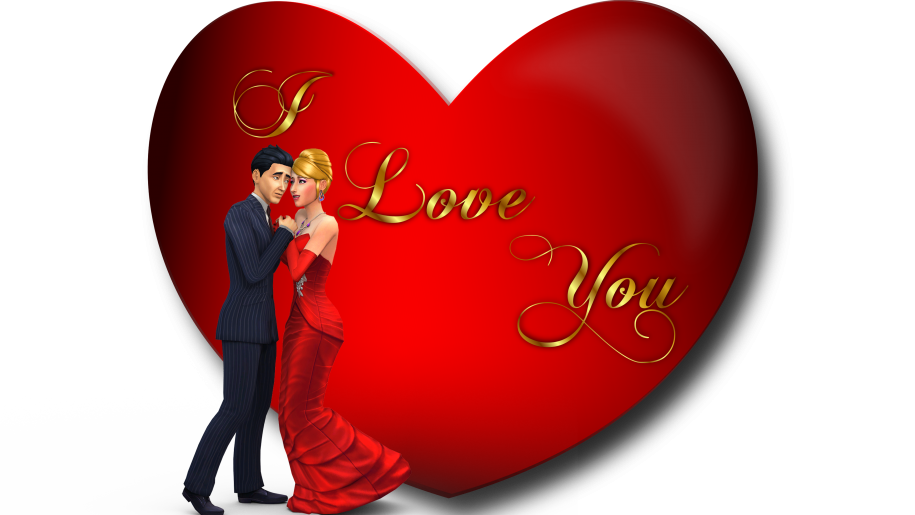 Love You PNG HD - 125836