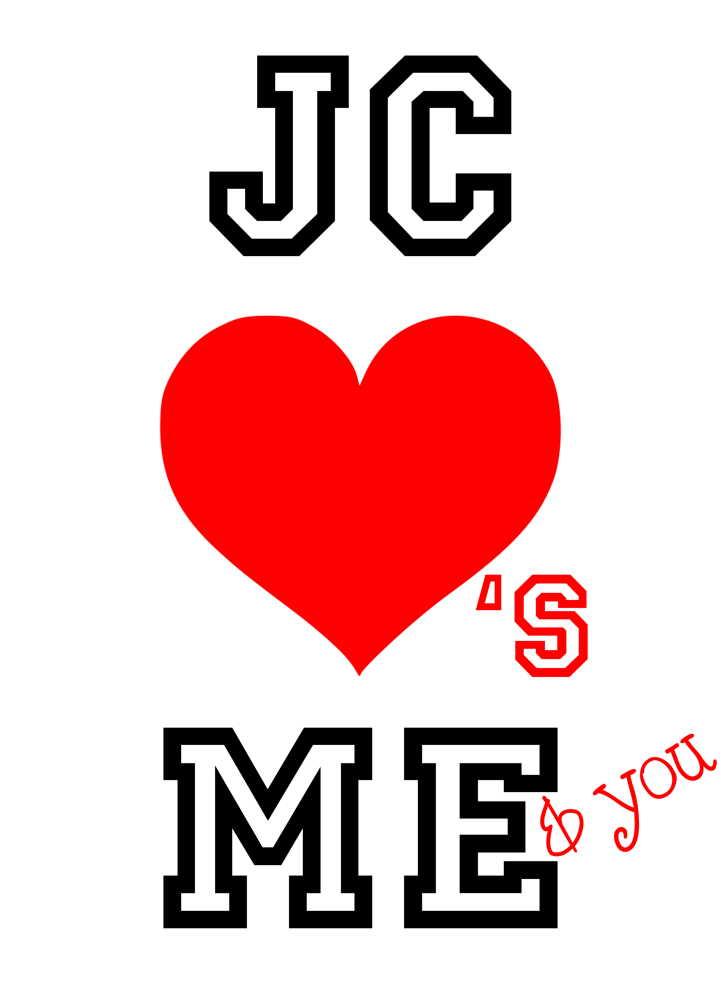 Love You PNG HD - 125839