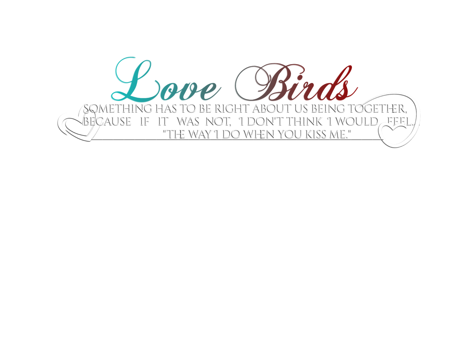 NEW HD TEXT PNG PART 1 - Love