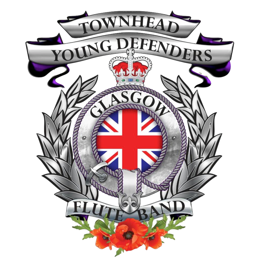 Townhead Young Defenders Loyalist Flute Band Badge by BritanniaLoyalist PlusPng.com  - Loyalist PNG