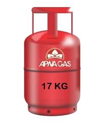 Apna Gas Provides 17kg LPG Cylinders - Lpg Cylinder PNG