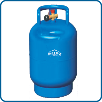 Features - Lpg Cylinder PNG
