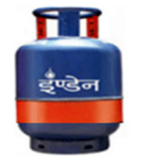 Non Domestic LPG Cylinders - Lpg Cylinder PNG