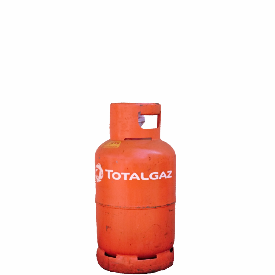 Picture of 12 Kg LP Gas Bottle Refill - Lpg Cylinder PNG