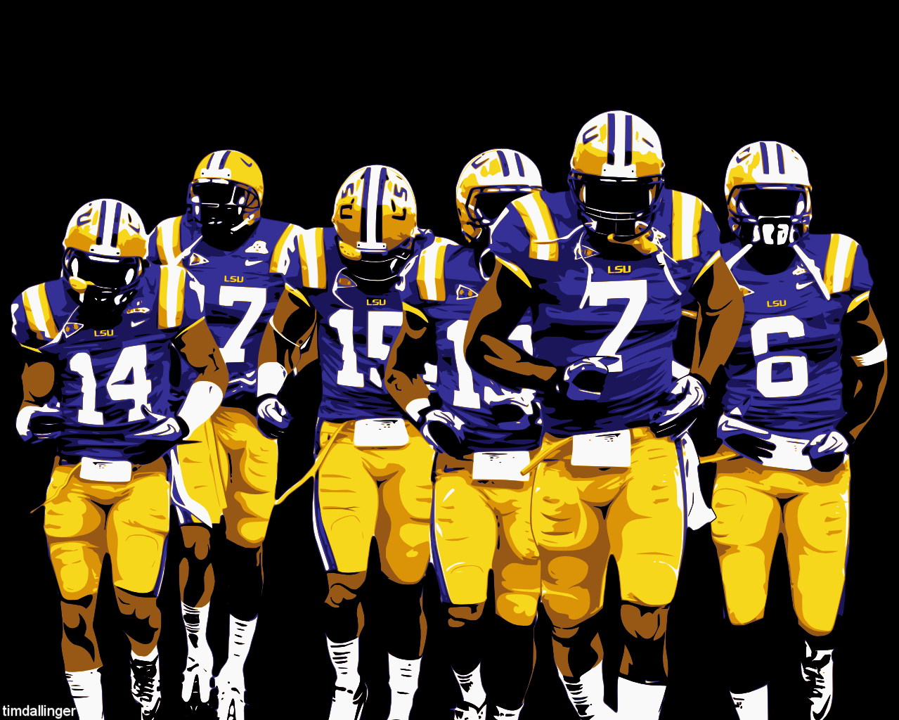 Lsu Backgrounds - Wallpaper Cave - Lsu Football PNG Free