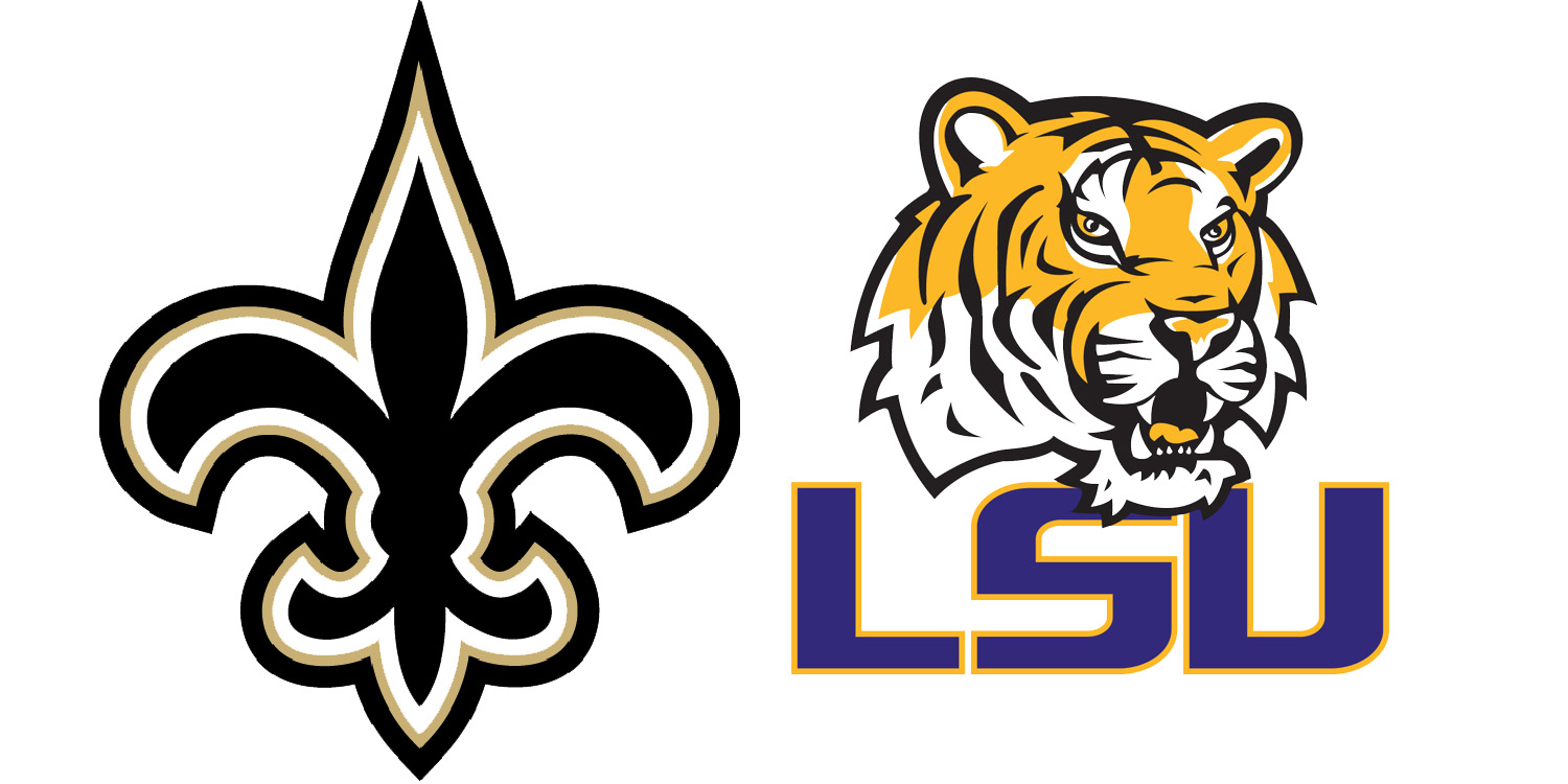 Lsu Tigers - Clipart library - Lsu Football PNG Free