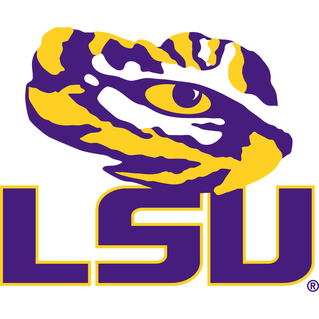 FRONT OF MAC APP - 2017 LSU Tigers Football Schedule App for Mac OS X - - Lsu Football PNG