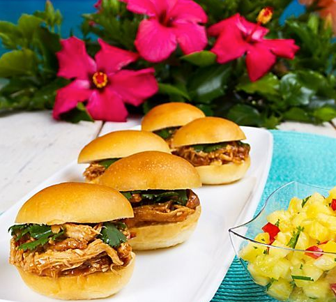 Luau Food PNG