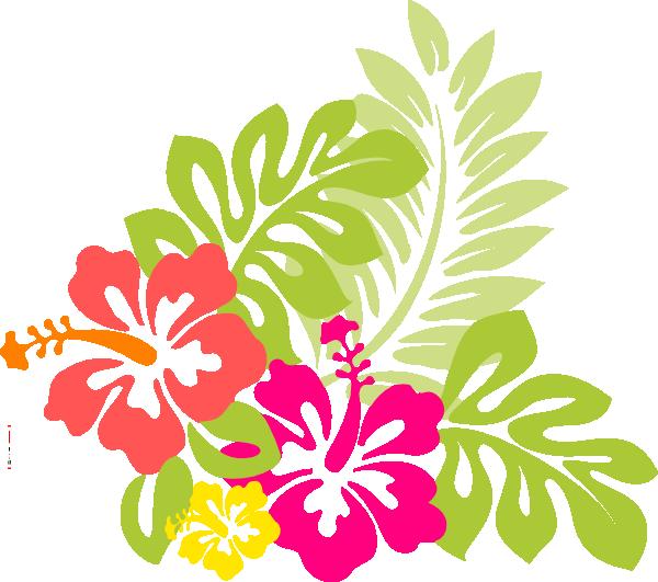 Hawaiian Clipart - Luau Images PNG
