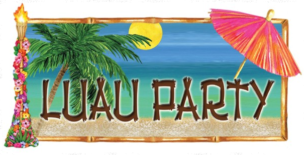 Luau Party PNG - 46532