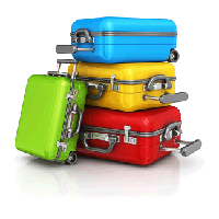 Luggage Png Clipart PNG Image - Luggage PNG