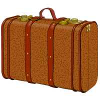Luggage PNG - 4443