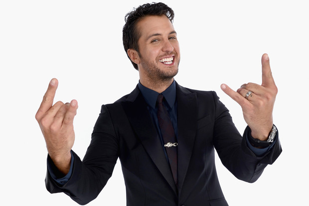 Photo Credit Michael Buckner - Luke Bryan PNG