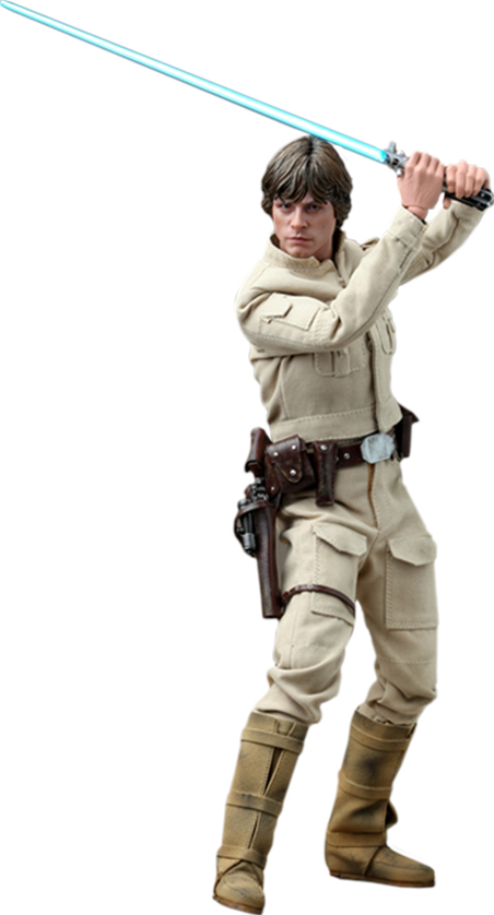 Luke Skywalker PNG File - Luke PNG