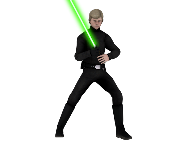 Luke Skywalker PNG Pic - Luke PNG