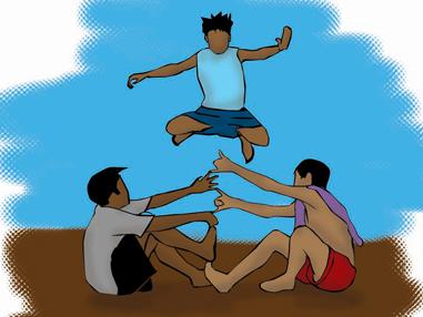 Luksong Baka PNG - 88692