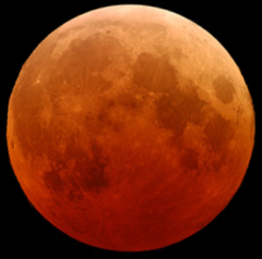 Lunar Eclipse PNG