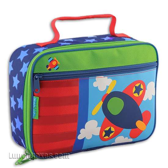 Airplane Insulated Lunchbox - Lunch Box PNG