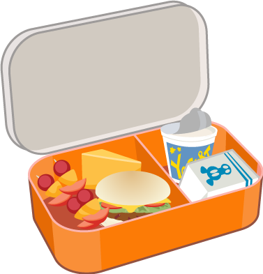 Lunch Box PNG - 16266