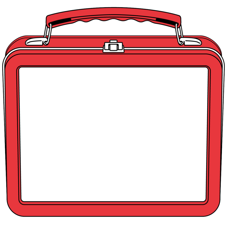 lunch box clipart - Lunch Box PNG