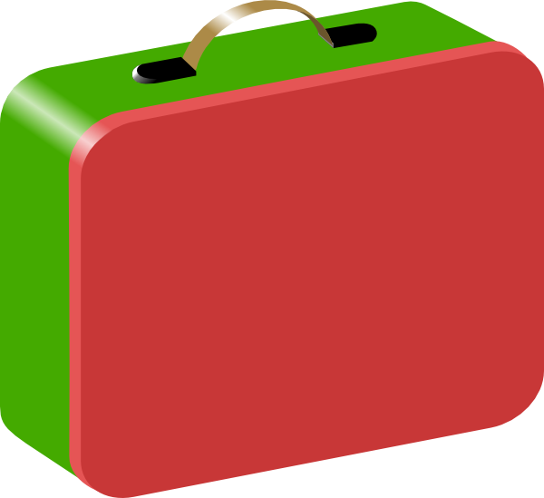 Lunch Box PNG - 16275