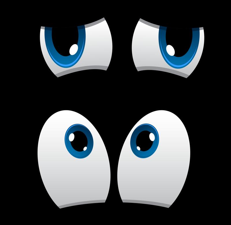 Lustige Augen PNG - 160753