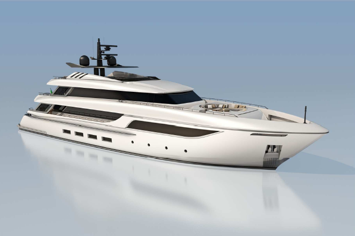 Motor Yacht Rodriguez 42 Images. Rodriquez-42-superyacht - Luxury Yacht PNG
