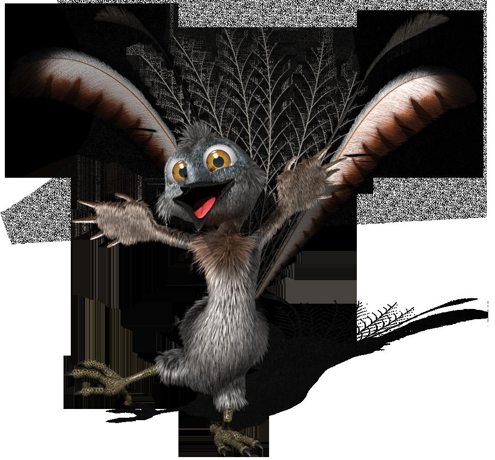 Lyrebird PNG-PlusPNG.com-1021 - Lyrebird PNG