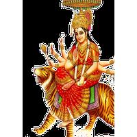 Goddess Durga Maa Free Download Png PNG Image - Maa Durga PNG HD