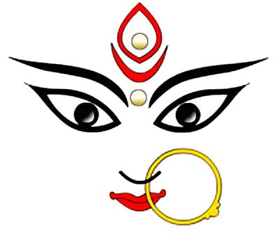 Goddess Durga Maa Png Image PNG Image - Maa Durga PNG HD