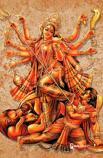 New hd wallpaper for maa durga - Maa Durga PNG HD