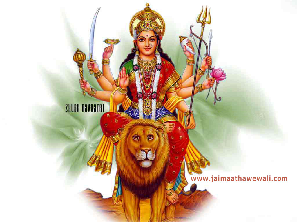 Spacesikar: Maa Durga wallpaper - Maa Durga PNG HD