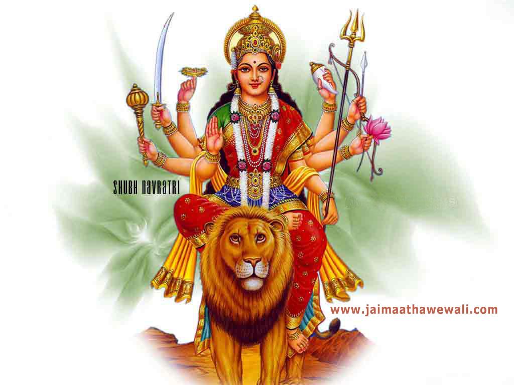 Spacesikar: Maa Durga Wallpaper - Maa Durga PNG HD