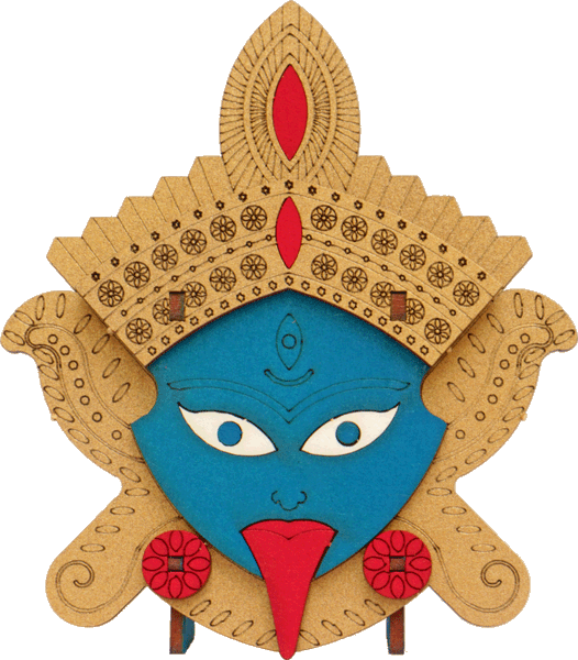 Maa Kali Images PNG-PlusPNG.c